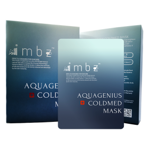 imbz Aquagenius Coldmed Mask